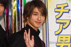 横浜流星、舞台挨拶で即興ラップを披露「俺は流星~彗星のごとく現れた流星~」<チア男子!!>