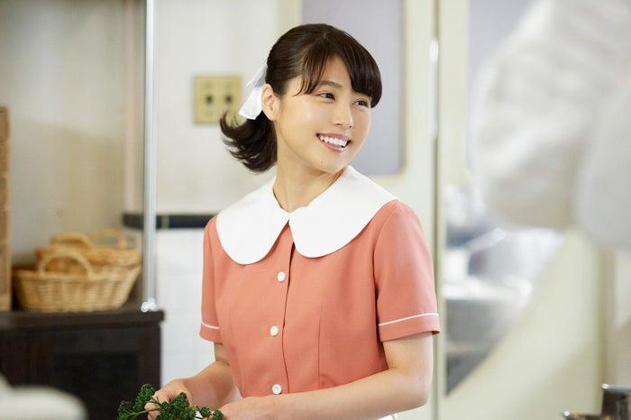 有村架純/「ひよっこ」より(C)NHK