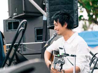 齊藤工発案イベント、「昼顔」夫婦役・伊藤歩も歌唱 映画・音楽・お笑いで盛り上げる