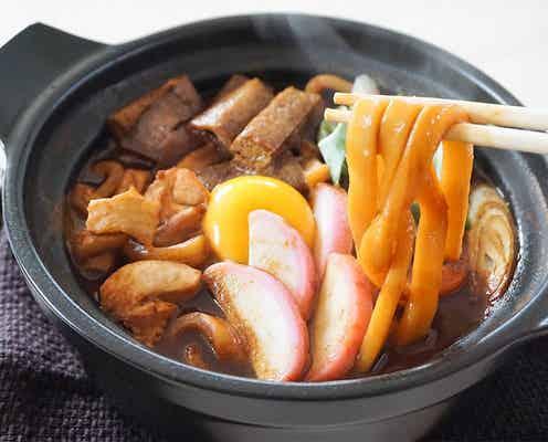 材料選びが重要!愛知県の郷土料理「味噌煮込みうどん」の作り方