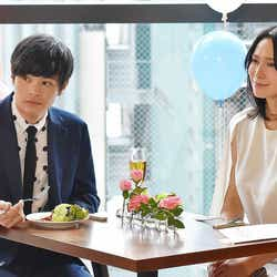 瀬戸康史、中谷美紀「私 結婚できないんじゃなくて、しないんです」第9話・場面カット(C)TBS