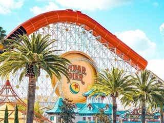 【世界初のディズニーホテル♡】カリフォルニアディズニーの直営ホテルご紹介します♩