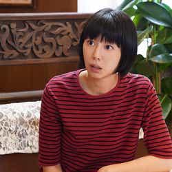 夏帆/「ニッポンノワール―刑事Yの反乱―」第1話より(C)日本テレビ