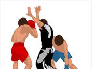 時代を超えたボクシング対決!?勝者はどっち?