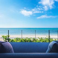 「星のや沖縄」2020年夏開業、穏やかな海を一望するオーシャンフロント客室で贅沢ステイ