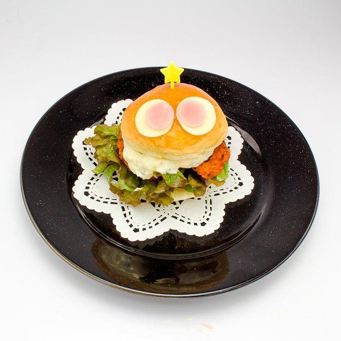 ぷよぷよチキン南蛮バーガー