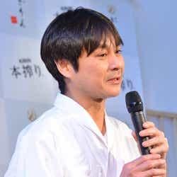 笠原将弘氏 (C)モデルプレス