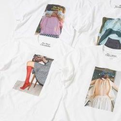 「ビオトープ」がパリ発ジャーナル誌『スカート クロニクルズ』の未発表写真にフィーチャー!別注Tシャツが発売。