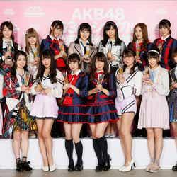 モデルプレス - <速報>第10回AKB48世界選抜総選挙17位~32位「アンダーガールズ」