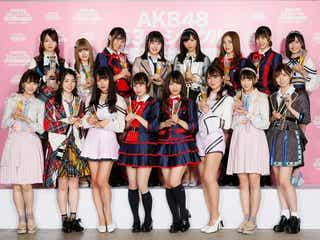 「第10回AKB48世界選抜総選挙」17位~32位「アンダーガールズ」<スピーチ全文>
