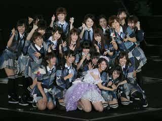 川栄李奈、倉持明日香の卒業公演が収録された、AKB48単独公演のDVD&Blu-ray発売決定!特典映像には、川栄李奈の推しカメラも