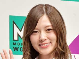 乃木坂46白石麻衣、写真集が発売1周年 脅威の記録にコメント