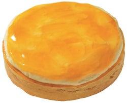 チーズタルド アプリコット(216円)/画像提供:ダスキン