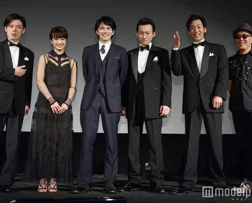 ピース又吉「火花」初上映で早くも絶賛の声 キャスト陣も自信「世界に通じる」