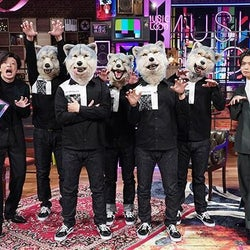 """MAN WITH A MISSION、""""人生が激変した""""出会いを語る<MUSIC BLOOD>"""