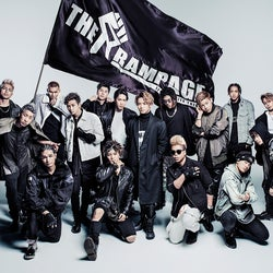 THE RAMPAGE from EXILE TRIBE/2016年時のアーティスト写真(提供写真)