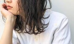 白Tにあったヘアスタイルでカジュアル女子に☆