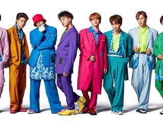 【BATTLE OF TOKYO】FANTASTICS、「PERFECT MAGIC」先行配信スタート!Music Videoは5/18(火)公開決定!