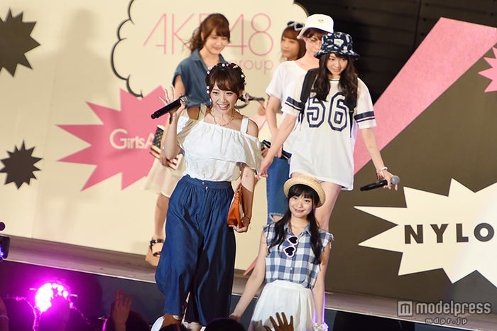 AKB48が一夜限りの華やかファッションショー【モデルプレス】
