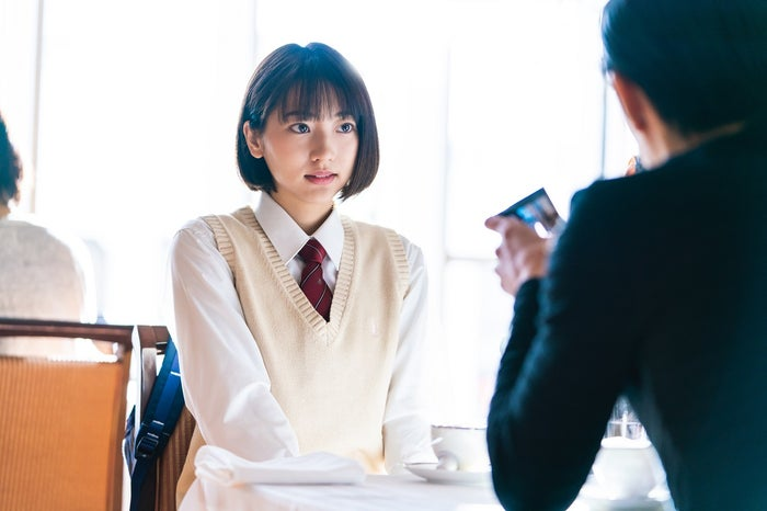 武田玲奈/「電影少女-VIDEO GIRL MAI 2019-」第3話より(C)『電影少女 2019』製作委員会