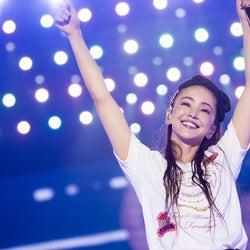 安室奈美恵、ついに引退日迎える 引退発表後も数々の快挙達成・前日に沖縄でラストライブ…デビューから引退日までを振り返る