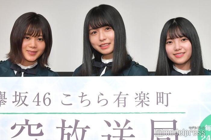 欅坂46長濱ねる、ラジオ公開収録...