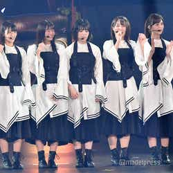 欅坂46(ペロてちあり)(C)モデルプレス