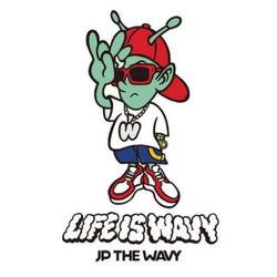 JP THE WAVY、アルバム『LIFE IS WAVY』のジャケットはVERDYが担当