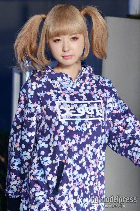 第1子出産を発表したAMO【モデルプレス】