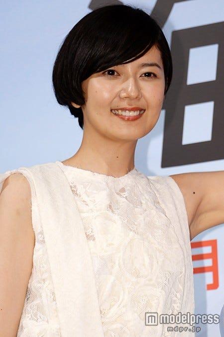 キスシーンの相手役の菊池亜希子 (C)モデルプレス