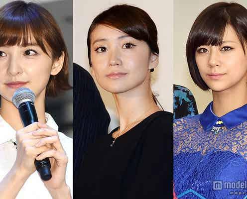 大島優子、篠田麻里子、西内まりやら東日本大震災から4年の想い語る