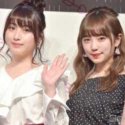 永井理子、亀井南美 (C)モデルプレス