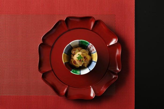 滞在シーンに合わせた料理/画像提供:星野リゾート
