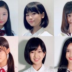 日本一かわいい女子中学生「JCミスコン2018」全国6エリア候補者を一挙公開 投票スタート