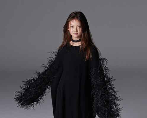"""""""美しすぎる9歳""""エルラ・グロス、「TGC」で初来日決定 BLACKPINKも期待するスター性に注目"""
