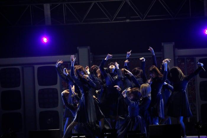 欅坂46(C)JUMP 50th Anniversary