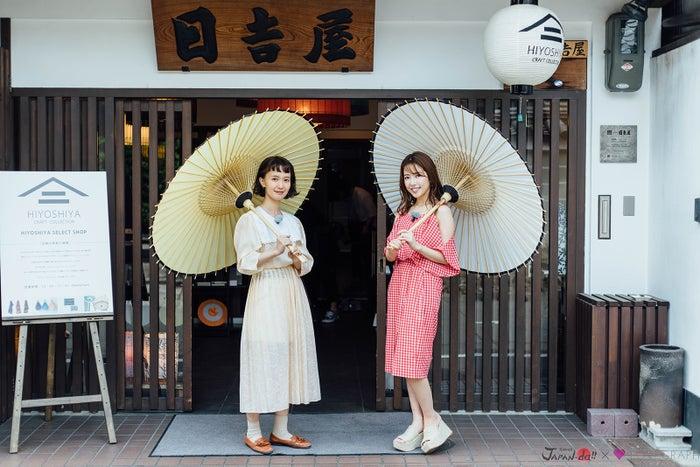 柴田紗希、くみっきー (写真提供:MBS)