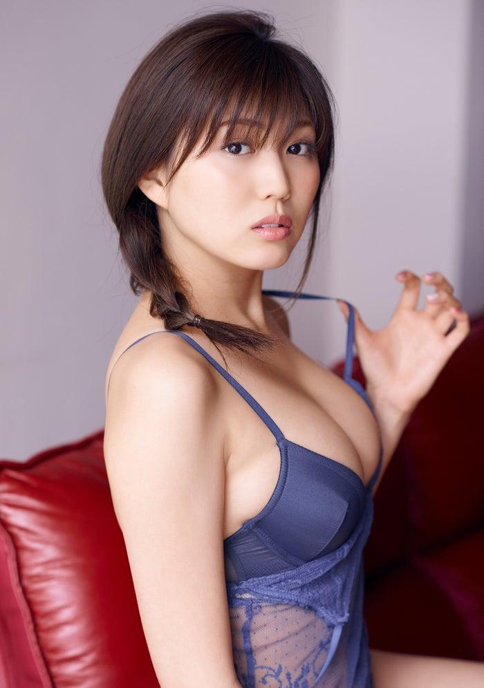 岩崎名美(C)熊谷貫/週刊プレイボーイ