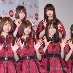 欅坂46 (C)モデルプレス