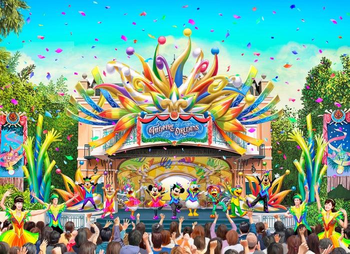 「レッツ・パーティグラ!」 (C)Disney