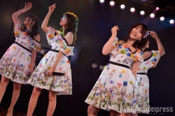 「すべては途中経過」/AKB48「サムネイル」公演(C)モデルプレス