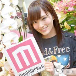 モデルプレス - NMB48山本彩、ソロコンサート開催で意気込み語る<モデルプレスインタビュー>