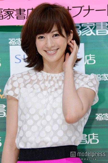 再婚を発表した高垣麗子【モデルプレス】