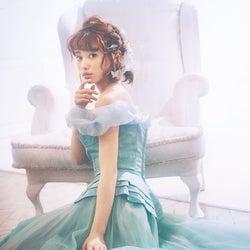 山本舞香、憧れヒロインヘアが可愛すぎる!「LARME」初登場で新たな魅力
