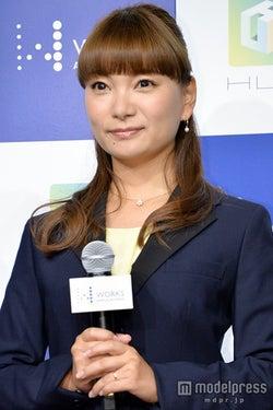 第1子出産の保田圭、今後についても発表<FAXコメント全文>