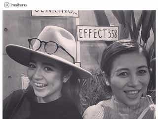 今井華「やっぱり似てる」ミラクルひかると2ショットに反響「姉妹みたい」「そっくり」