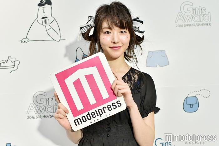 モデルプレスのインタビューに応じた唐田えりか(C)モデルプレス