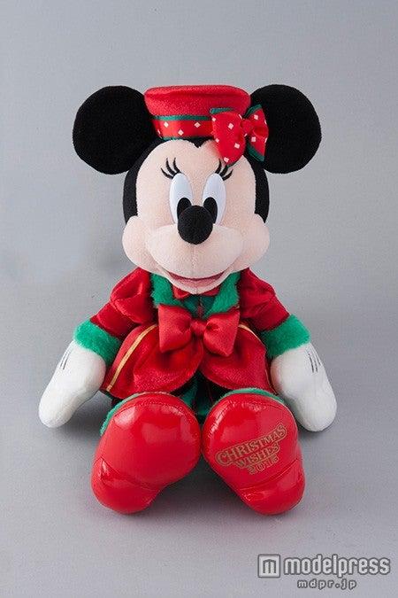 TDS:ぬいぐるみ(¥4300)/ミニー(C)Disney
