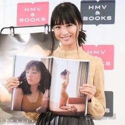 大友花恋、ランジェリー姿に初挑戦 「大人度100%」写真集に自身も驚き