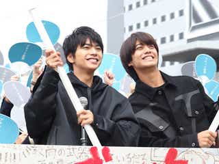 Sexy Zone佐藤勝利とKing & Prince高橋海人、高校生の悩み受け止める『ブラック校則』緊急集会